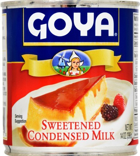 Amazon.com : Goya Sweetened Condensed Milk 14oz | Leche Condensada Azucarada (Pack of 04) : Grocery & Gourmet Food