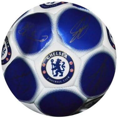 Balón de fútbol firmado, diseño de equipos de fútbol Chelsea FC ...
