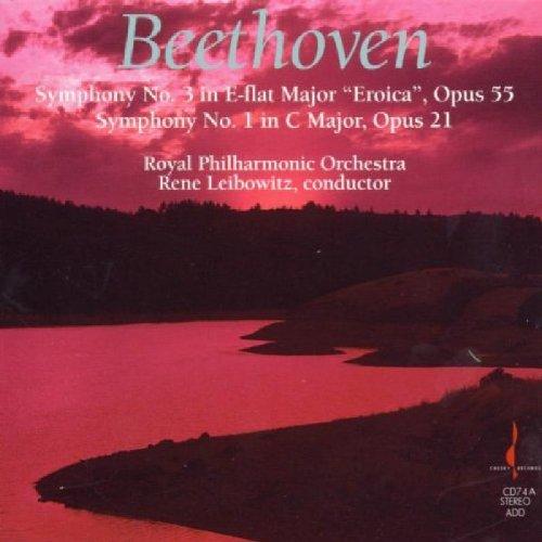 beethoven symphonies leibowitz - 6