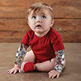 Stephan Baby Snapshirt-Style Diaper Cover with