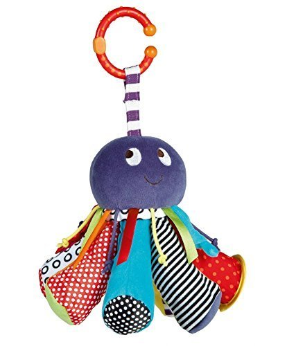 Mamas & Papas Babyplay Dangly Octopus Activity Toy by Mamas & Papas