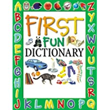 First Fun Dictionary by Cindy Leaney (2001-05-01)