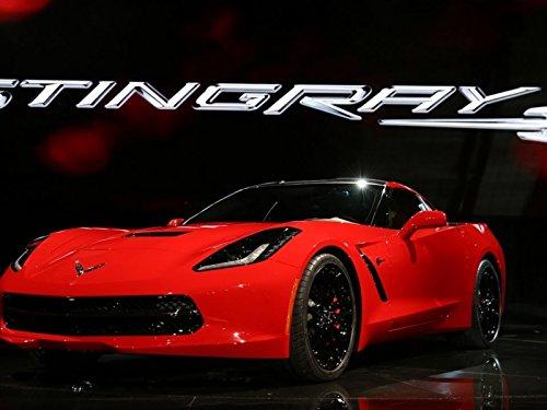 2013 Detroit Auto Show & the 2014 Corvette Stingray World Premiere