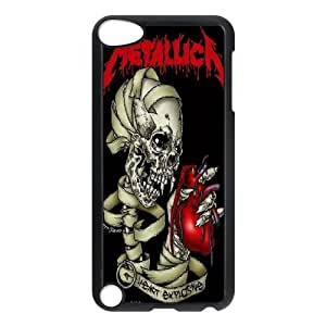 Rock band Metallica Hard Plastic phone Case Cover FOR Ipod Touch 5 ART144209