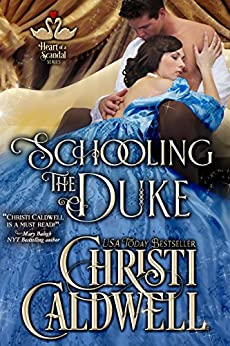 Schooling Duke Heart Scandal Book ebook product image