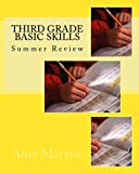 Summer review of Third Grade Basic skills