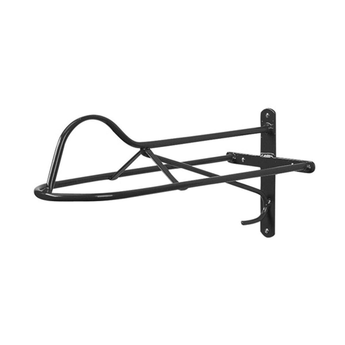 Stubbs Forward Seat Saddle Rack (One Size) (Black) by Stubbs