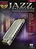 Jazz Standards: Harmonica Play-Along Volume 14 (Chromatic Harmonica) (Hal Leonard Harmonica Play-Along)