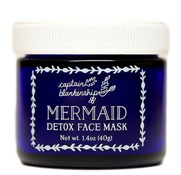 Captain Blankenship – Organic Mermaid Detox Face Mask