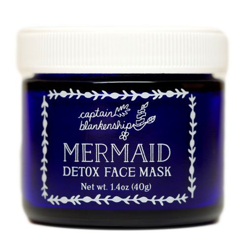 Captain Blankenship - Organic Mermaid Detox Face Mask