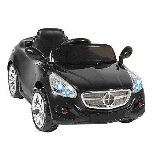 12V Ride on Car Kids Car Remote Control Electric Power Wheels W/ Radio & MP3 Buyer's ()
