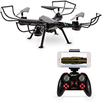 Goolsky Florld F8W 0.3MP Camera Wifi FPV Drone Altitude Hold Headless Mode 3D Flip One Key Return RC Quadcopter Kids Gift