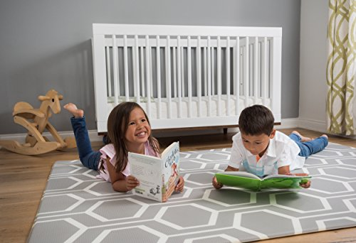 Baby Play Mat – For Babies, Toddlers and Kids – Protect Your Child With This Stylish Soft Play Rug – Attractive, Modern and Sophisticated Design – Tested to Rigorous Safety Standards by Tregolden (Image #3)