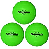 GoSports Slammo Replacement Ball (3-Pack), 9 Cm