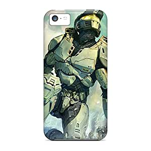 Premium Iphone 5c Case - Protective Skin - High Quality For Master Chief