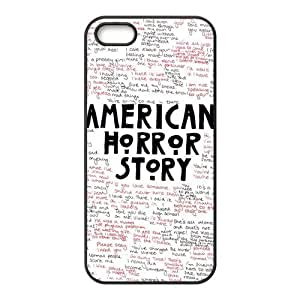 American Horror Story iPhone 5s Cases TPU Rubber Hard Soft Compound Protective Cover Case for iPhone 5 5s