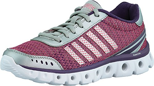 K-Swiss Women's Xlite Athletic HthrCMF Cross-Trainer Shoe, Hot Pink/Pansy, 7.5 M US