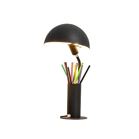 Amazon.com: XHJJDJ Lámpara de mesa lámpara de escritorio ...