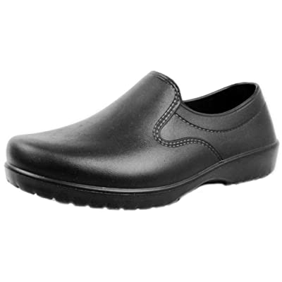 Man Work Non-Slip Chef Shoes Kitchen Skid Resistance Cook Shoes | Loafers & Slip-Ons