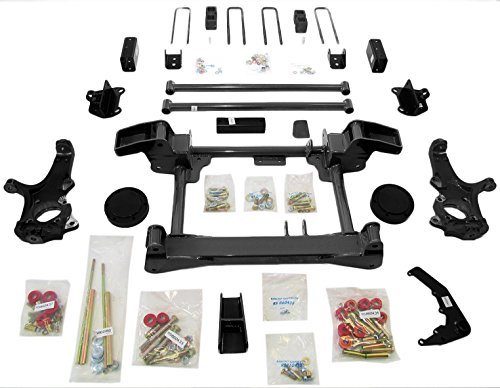 Rancho Complete Suspension System (Rancho RS6547B-4 Suspension System - Box 4 of 4)
