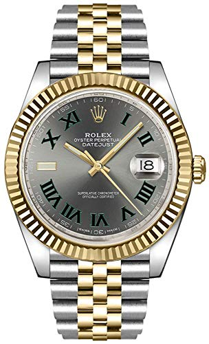 Rolex Datejust 41 Slate Dial Men