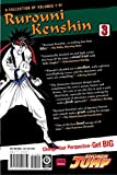 Rurouni Kenshin, Vol. 3, Vizbig  Edition