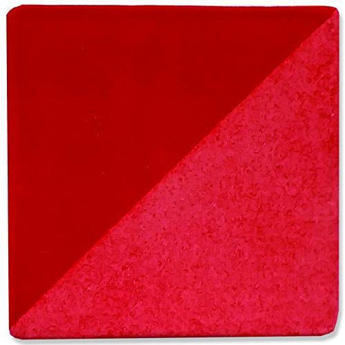 Red Glaze Ceramic - Speedball 001070 Underglaze, Red, 16OZ