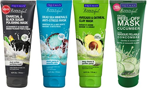 Freeman Facial Mask Variety Pack product image