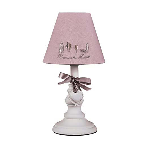 Lampe De Table Romantique Home Blanc Style Maison De Campagne Avec