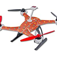 Skin For Blade 350 QX3 Drone – Cinco De Mayo | MightySkins Protective, Durable, and Unique Vinyl Decal wrap cover | Easy To Apply, Remove, and Change Styles | Made in the USA