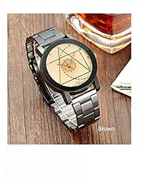 Hennes Wrist Watches Classic A801 Brown