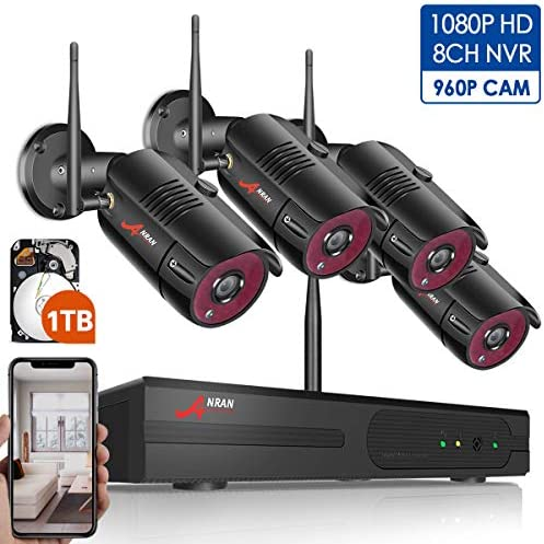 Wireless Security Outdoor Surveillance ANRAN product image