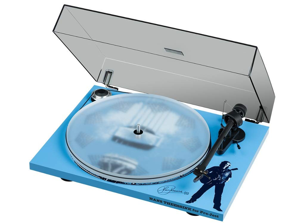 Pro-Ject Hans Thee ssink Blues recordpl Ayer: Amazon.es: Electrónica