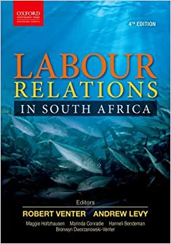 Book Labour Relations in South Africa