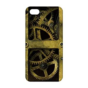 Vintage Steampunk Gear 3D Phone Case for iPhone 5s