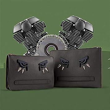 994fc624b957 Amazon | フルラ(FURLA) ユリッセ クラッチバッグ MONSTER【ブラック ...