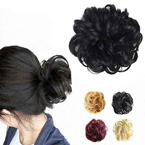 Wigs Hair Hairpiece Extension - 3