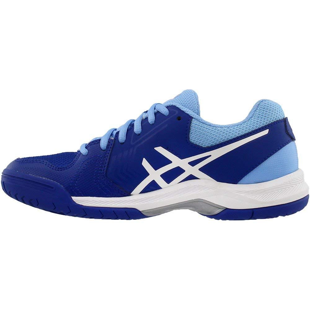 ASICS Gel-Dedicate 5 Women's Tennis Shoe, Monaco Blue/White, 5.5 M US by ASICS (Image #4)