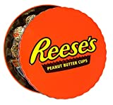 Reeses Peanut Butter Cups Valentines Day Gift Tin, 6.2 Ounce