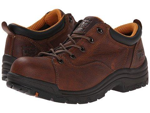 (ティンバーランド)Timberland レディースウォーキングシューズ?カジュアルスニーカー?靴 TiTANR Oxford Alloy Safety Toe [並行輸入品]