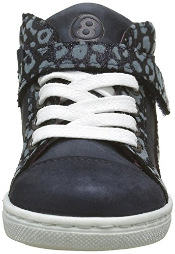 Mod8 Tomy - Zapatos de primeros pasos Bebé-Niños Azul - Bleu (Marine)