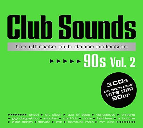 VA-Club Sounds 90s Vol. 2-3CD-2016-VOiCE Download