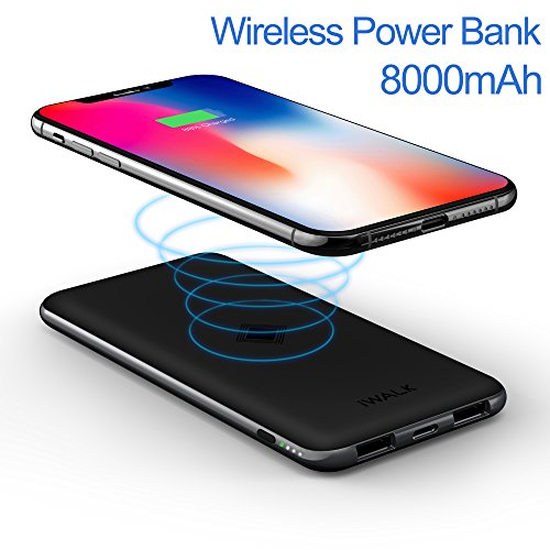Qi Power Bank - 8