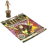 (US) Marvel X-Men Dark Phoenix Black Queen Chess Piece with Collector Magazine