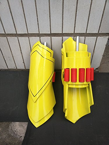 Price comparison product image RWBY yang xiao long yellow arm armor Cosplay Prop