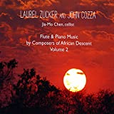 Flute and Piano Music by Composers of African Descent Volume 2