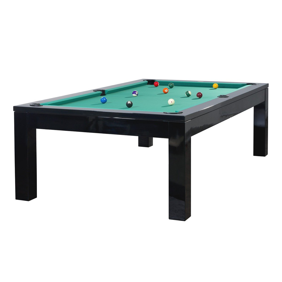 OOTB 63//3013 Wooden Table Top Pool Family Game