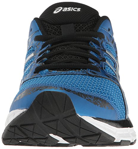 ASICS Men's Gel-Excite 4 Running Shoe, Classic Blue/Silver/Black, 9 M US