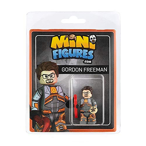 Custom Design Minifigure - Gordon Freeman