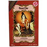 SITARAMA - Henné Color Chestnut Brown - Henna Hair Colouring - Nourishes and Strengthens your Hair - 100 gr